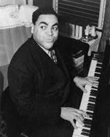 """Thomas Wright """"Fats"""" Waller (May 21, 1904 – December 15, 1943)"""