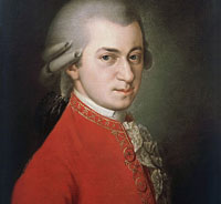 Wolfgang Amadeus Mozart (January 27, 1756 – December 5, 1791)