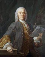 Giuseppe Domenico Scarlatti (October 26, 1685 – July 23, 1757)