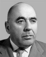 Isaac Yakovich Berkovich (December 28, 1902 – January 5, 1972)