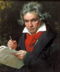 Ludwig van Beethoven (December 17, 1770 – March 26, 1827)