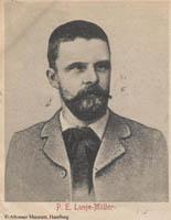 Peter Erasmus Lange-Müller ( December 1, 1850 –  February 26, 1926)