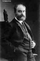 Sergei Mikhailovich Lyapunov (November 18, 1859 – November 8, 1924)