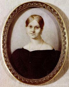 Anna Kern, best known as the addressee of love poem I recall a wonderful moment (Ya pomnyu chudnoye mgnoyen'ye), written by Aleksandr Pushkin in 1825.