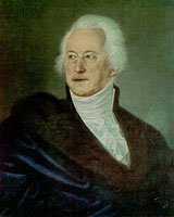 Ivan Dmitrevsky (February 28, 1734 – October 27, 1821). Russian actor, playwright, teacher, and translator. Co-founder with Fyodor Volkov of the theatre in Yaroslavl which is considered the cradle of Russian professional theatre.