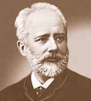 Pyotr Ilyich Tchaikovsky (April 25, 1840 – October 25, 1893)