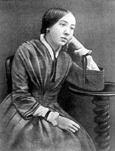 Borodin's wife, Ekaterina Protopopova