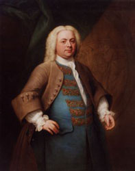 Friedrich Wilhelm Zachow (November 14, 1663 – August 7, 1712), a German musician and composer of vocal and keyboard music, is renowned as Georg Frideric Handel's master.