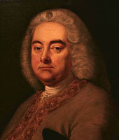 George Frideric Handel (February 23, 1685 – April 14, 1759)
