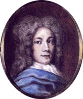 Handel as a young man. Artist: Jakob Christoph Platzer