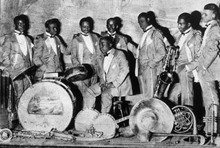 Bennie Moten's Band