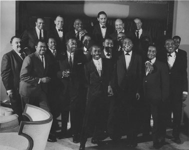 Count Basie Orchestra and Frank Sinatra
