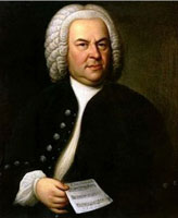 Johann Sebastian Bach (March 31, 1685 – July 28, 1750)