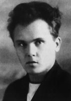 Kolyada Mykola Terentiyovych (April 4, 1907 – July 30, 1935)