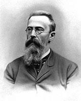 Nikolai Andreyevich Rimsky-Korsakov (March 18, 1844 – June 21, 1908)