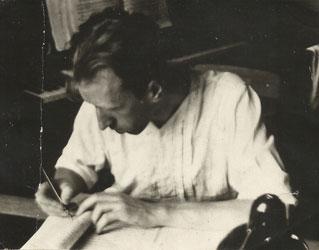 Dmitry Kabalevsky, Kiev, 1937.