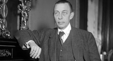 Sergei Vasilyevich Rachmaninoff (April 1, 1873 – March 28, 1943)