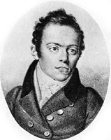 Carl Czerny as a young man