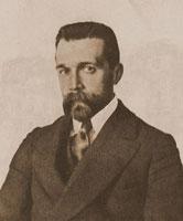 Nikolai Myaskovsky in 1912