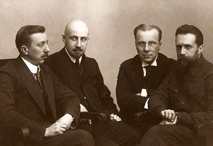 P. Lamm, S. Popov, M. Gube, N. Myaskovsky