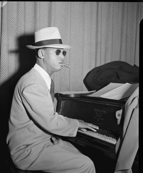Earl Hines, New York, 1947