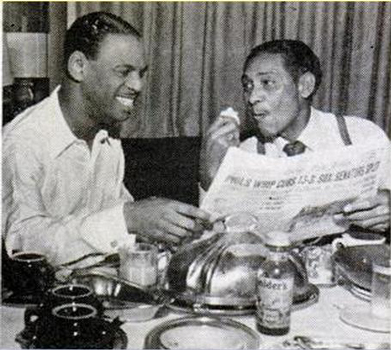 Earl Hines and Lois Deppe