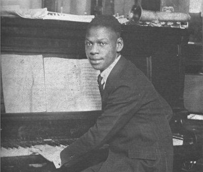 Earl Hines at the Lieder House