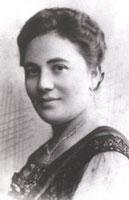 Kamila Stösslová (1891–1935) Leoš Janáček's muse