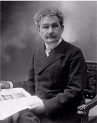 Leoš Janáček (3 July 1854 – 12 August 1928)