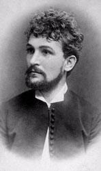 Leoš Janáček in 1882