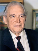 Lev Mykolayovych Kolodub (May 1, 1930 - February 23, 2019)