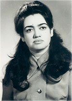 Farida Guliyeva, Tahir Gizi (Born 12 June 1930)