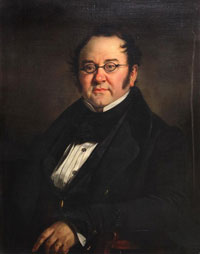 Franz Peter Schubert (31 January 1797 – 19 November 1828)