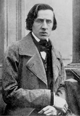Frédéric François Chopin (1 March 1810 – 17 October 1849)