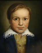 Ludwig van Beethoven as a child