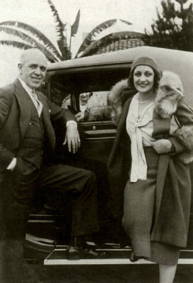 Jimmy McHugh and Dorothy Fields