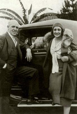 Jimmy McHugh and Dorothy Fields
