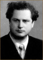 Shchurovsky Yuri Serhiyovych – Soviet and Ukrainian composer, music editor and teacher