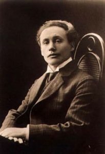 Fedir Stepanovych Yakymenko (February 20, 1876 – January 3, 1945) was a Ukrainian composer, pianist, and educator. He was an elder brother of Ukrainian composer Yakiv Stepovy.